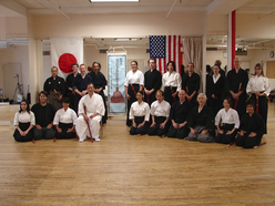 Shinkaeryu Grandmaster, New York